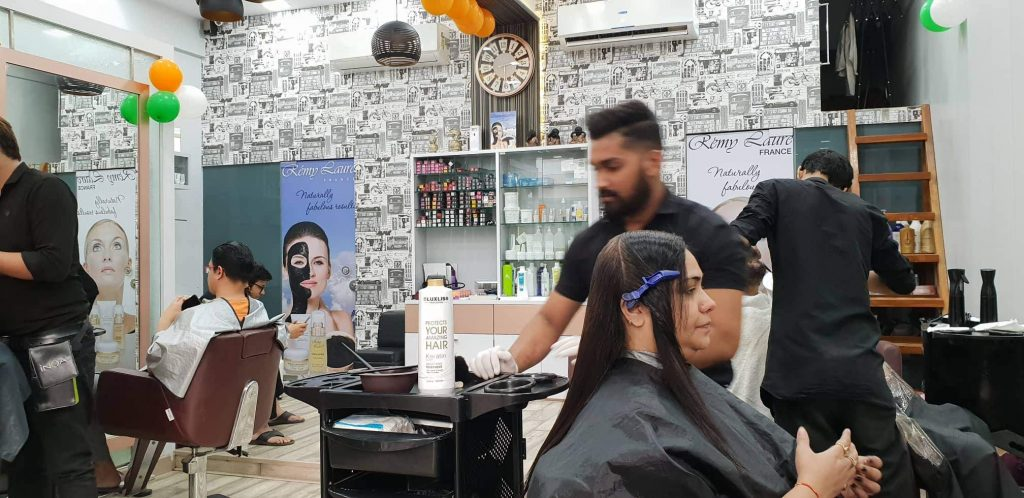 Hair Salon Marketing