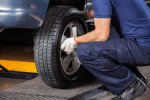 Tire Replacement, Repair & Service