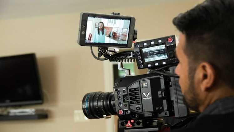 corporate video film production